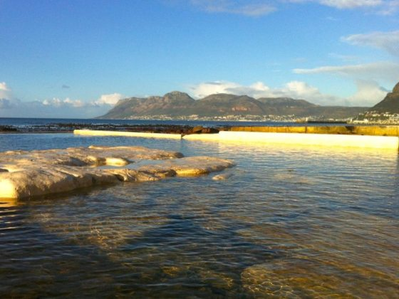 Dalebrook Beach Tidal Pool, Kalk Bay